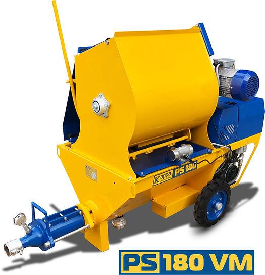 PS 180 VM spray plaster machine