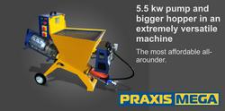 PRAXIS MEGA revocadora