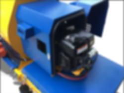 PS 180 GM Revocadora de gasolina con mezcladora integrada
