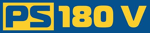 ps 180 v plastering machine logo.png