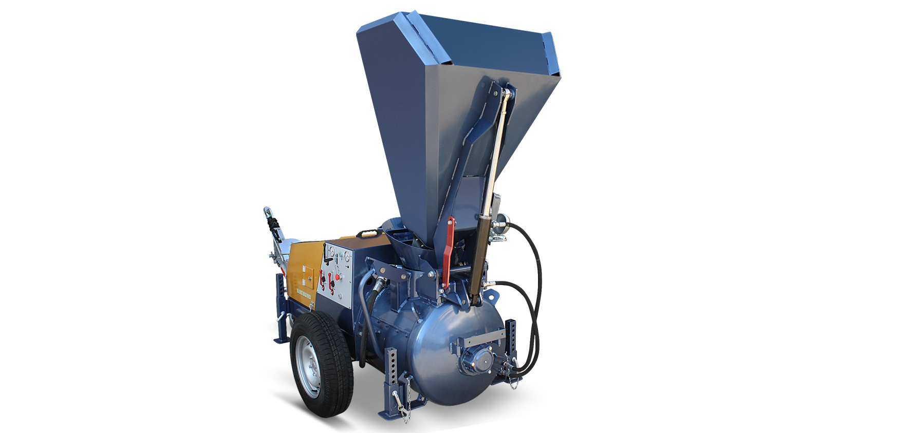 AERO 450 EPSILON concrete pumps