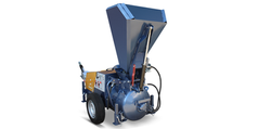AERO 450 EPSILON concrete pumps