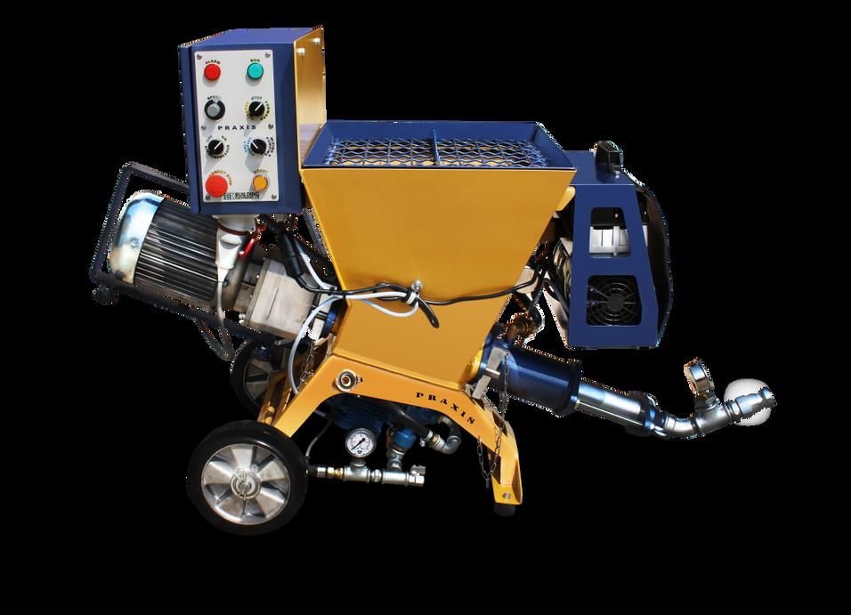 PRAXIS mini revocadora