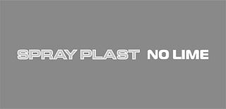 SPRAY PLAST NO LIME aditivo