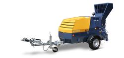 AERO 450 pneumatic conveyor 1