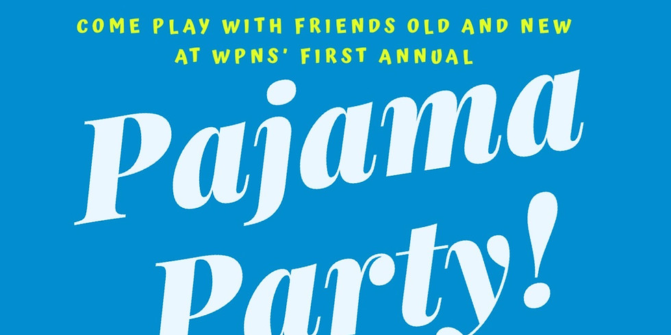 Holiday Pajama Party!