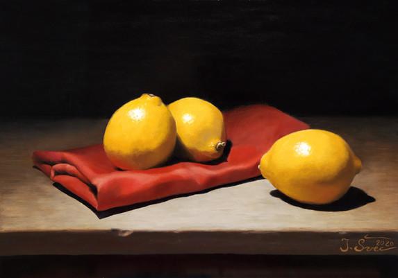 Tři citróny