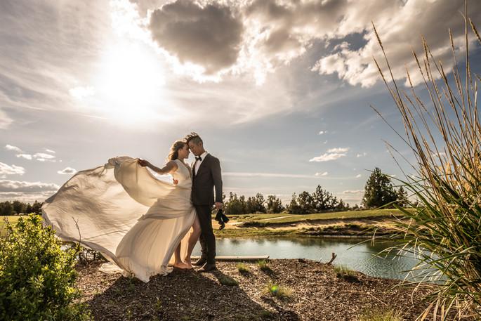 pronghorn ranch wedding Bend Or