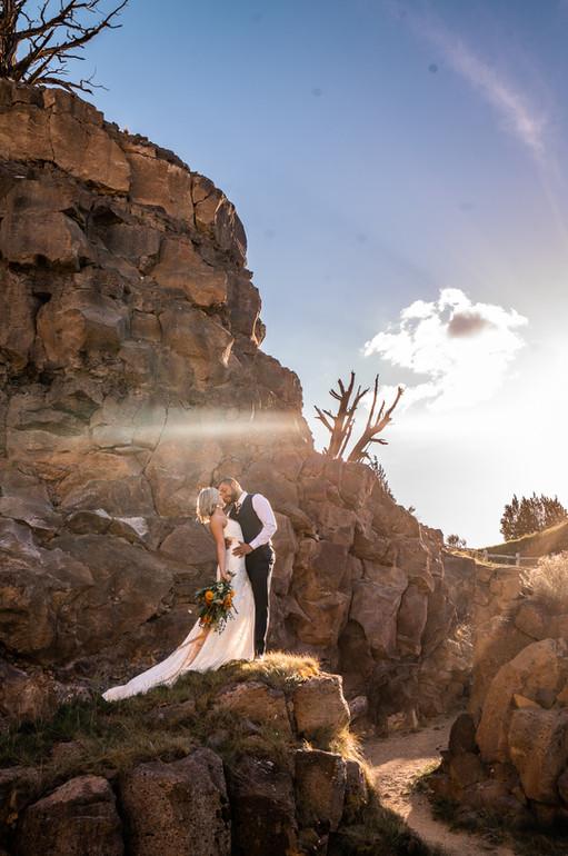 Pronghorn wedding