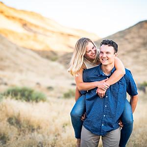 Zak & Megan engagement!