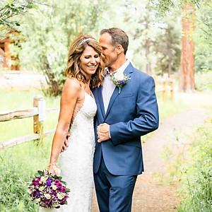 Lindy & Davis Wedding