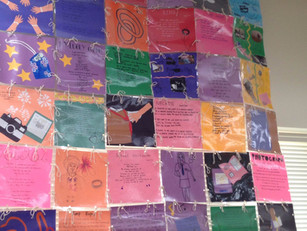 Poetry Quilt