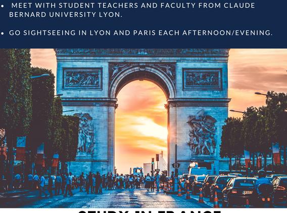 France Education Fieldwork