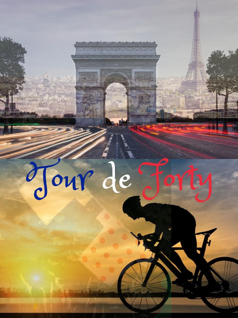 Tour de Forty