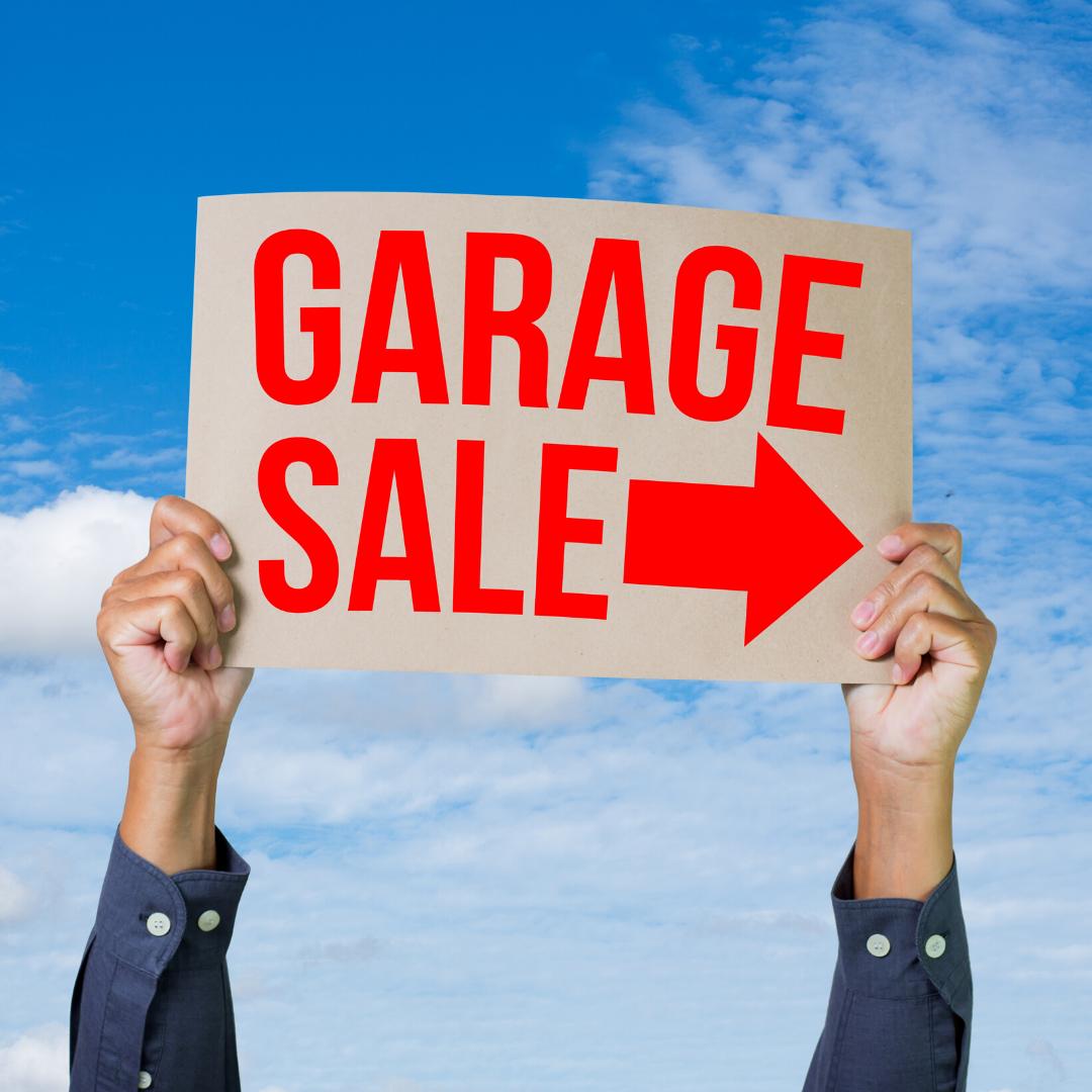 Cloud Garage Sale