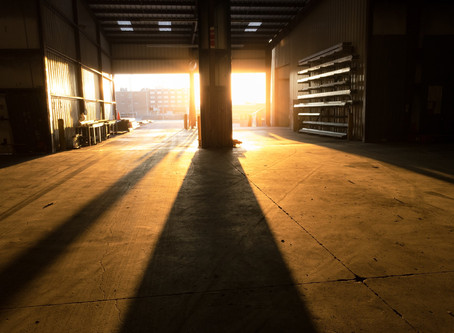 Chapter 1: The Loading Dock | Don't Be That Guy