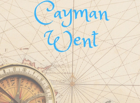 Cayman Went: Sample Chapter