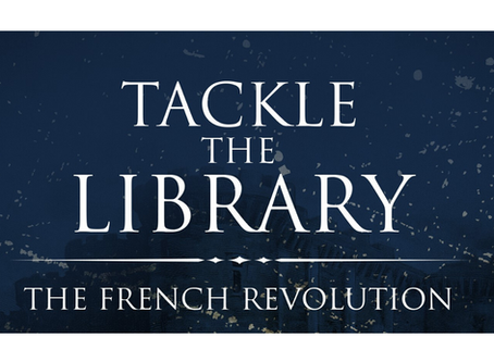 Chapter 1: Consummation | Tackle the Library: French Revolution