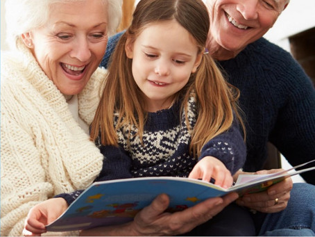 """Welcome """"Family Stories"""" to Long Overdue Books"""