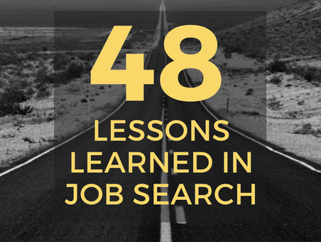 Author Reading: James Warda Shares from his New Book | 48 Lessons Learned in Job Search