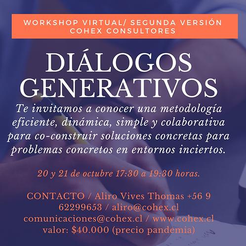 Diálogos Generativos, Cultura de Aportación y Aprendizaje Colectivo