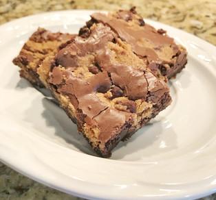 My Favorite, Simple Dessert : Brookies