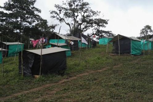 Primer encuentro entre desmovilizados de las FARC y estudiantes de la Universidad Javeriana