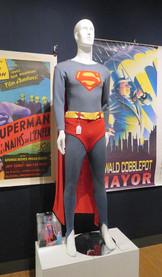 Adventures of Superman (1952–1958) - Costume