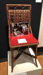 Casbanca (1942) - Chair