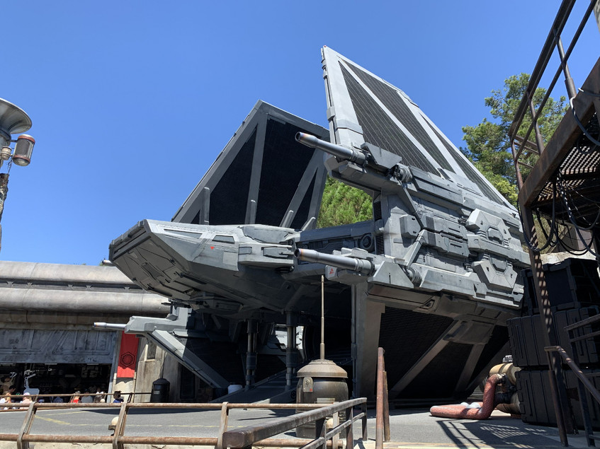 First Order Ship