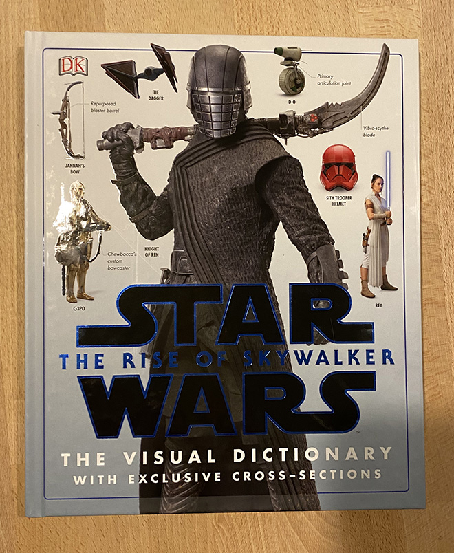 219 Rise of Skywalker Visual Dictionary.