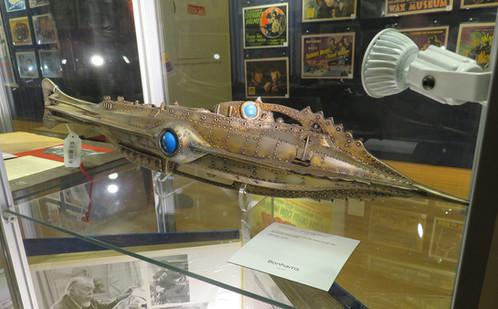 20,000 Leagues Under the Sea (1954) - Nautilus REPLICA