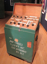 Robbie - Control Box