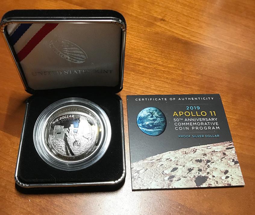 Dave Apollo Coin 1