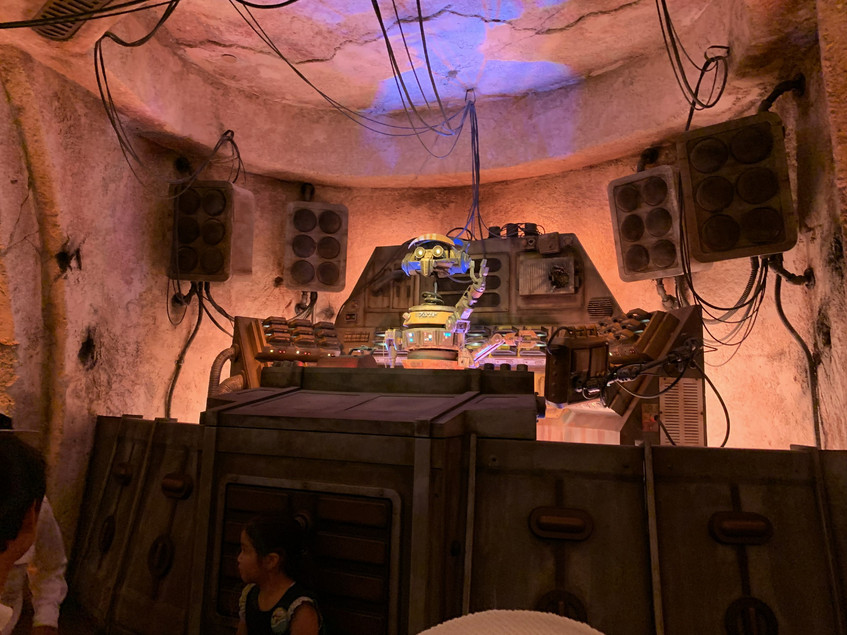 Cantina DJ Rex