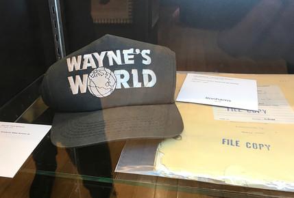 Wayne's World (1992) - Wayne's Hat