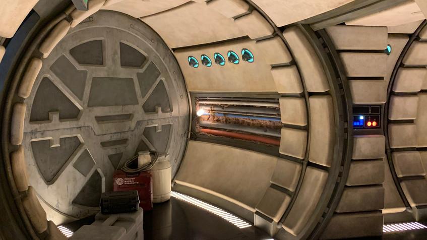 Falcon Interior 6