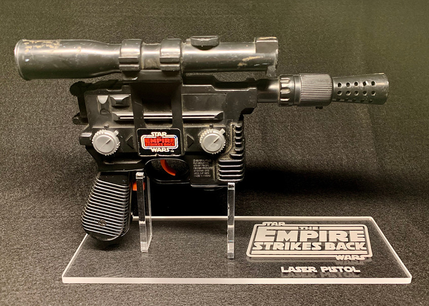 297 Barry's Blaster Stand