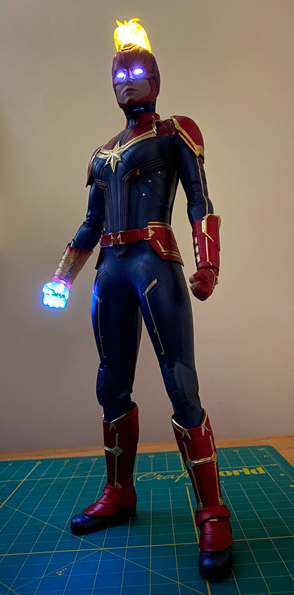 345 Marvel 4