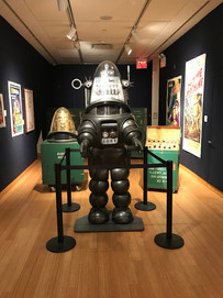 Robbie the Robot AKA World's Most Valuable Movie Prop