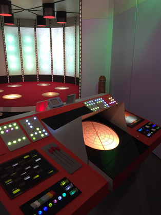 Star Trek Set Tour • Gallery