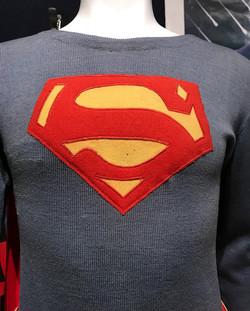 Adventures of Superman (1952–1958) - Costume detail
