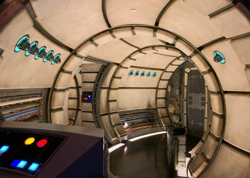 Falcon Interior 1