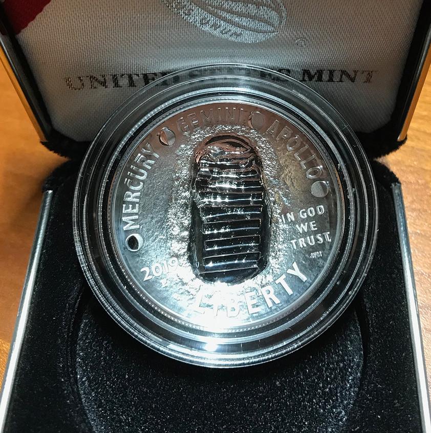 Dave Apollo Coin 2
