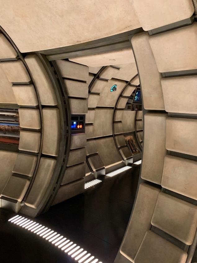 Falcon Interior 7