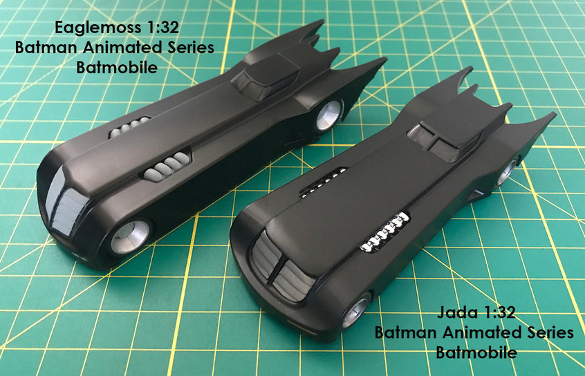 297 Tod's Jada Batmobiles