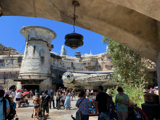 Galaxy's Edge • GALLERY