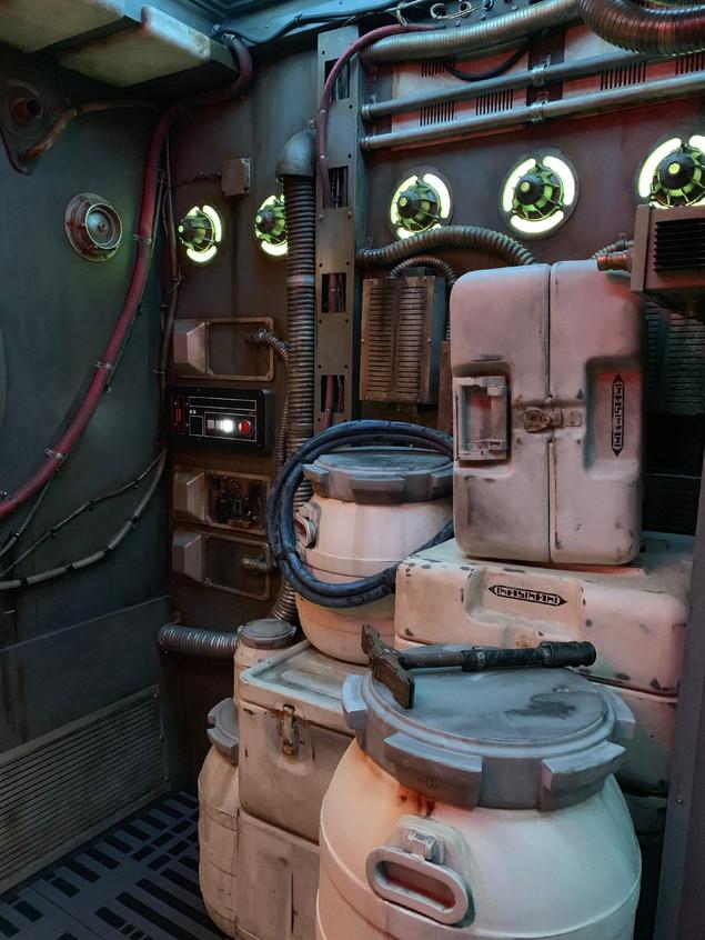 Falcon Interior 3