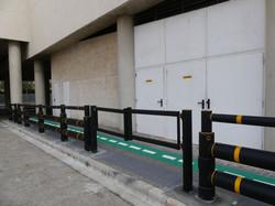 Montaje en aeropuerto Palma de Mallo