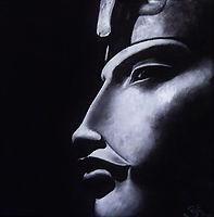 pharaoh heretic king egypt akhenaten tutankhamun nefertiti amarna monotheism sun god